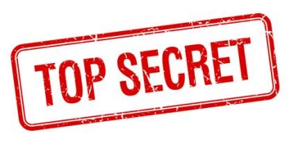 Resultado de imagen de top secret