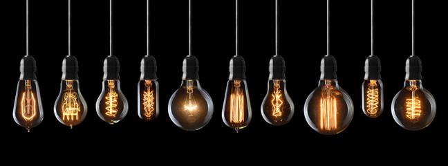 Red Fluorescent Light Bulbs
