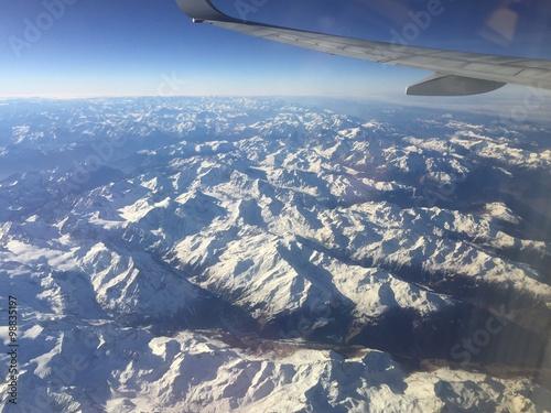 Panorama da un aereo in volo Imagens e fotos de stock Royalty Free no Fotoliacom  Imagem