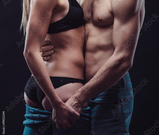 Sexy Couple In Love