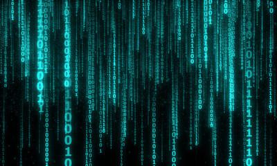 Matrix Falling Code Wallpaper Search Photos Binary