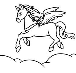 Search photos Category Animals > Imaginary Animals > Pegasus