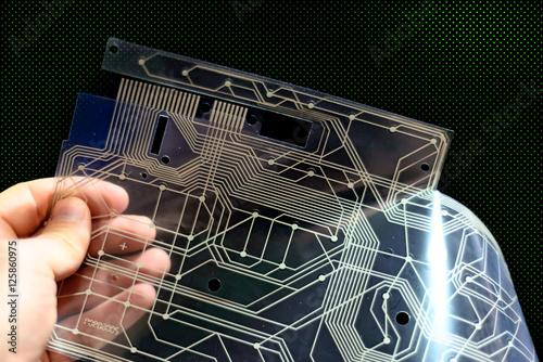 Printed Electronic Circuit