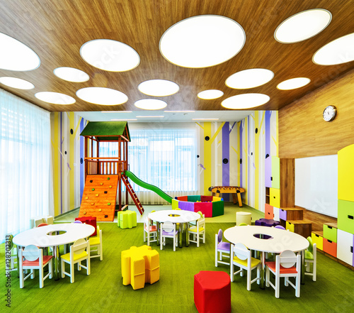 Preschool Classroom Interior Decorating Ideas  Fooz World