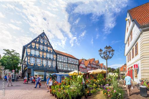 Celle Innenstadt  Stockfotos und lizenzfreie Bilder auf Fotoliacom  Bild 128996562
