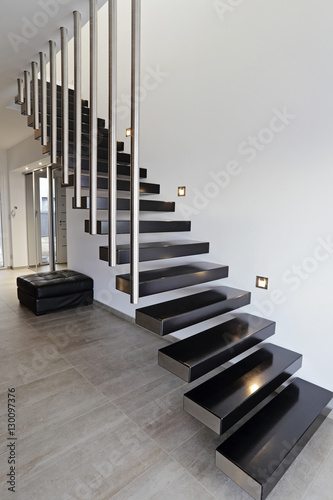 architecture escalier moderne intrieur maison design