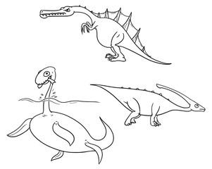 Search photos plesiosaur