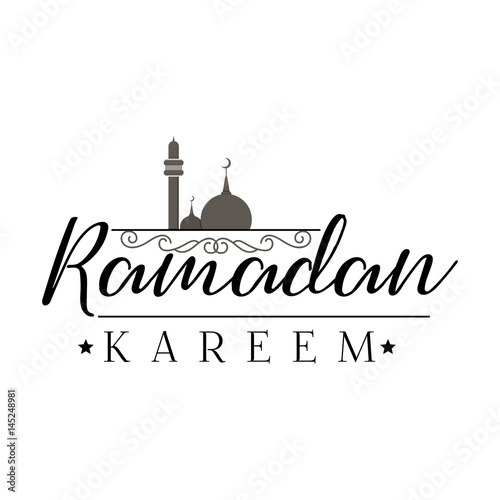 List of Synonyms and Antonyms of the Word: Ramadan Logo