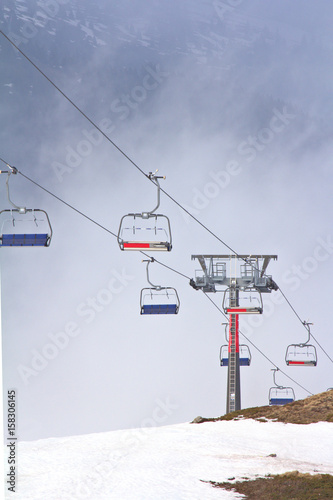 buy ski lift chair building adirondack chairs out of pallets stock photo and royalty free images on fotolia com