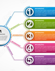 Infographic design organization chart template for business presentations or information banner also rh fotolia
