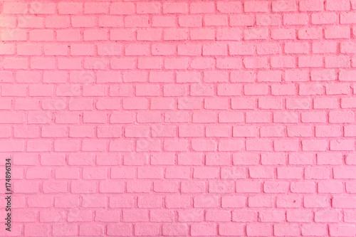 pastel pink ordered brick