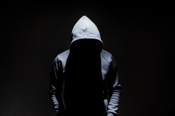 Search photos hooded