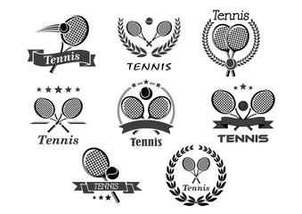 Photos, illustrations et vidéos de tennis