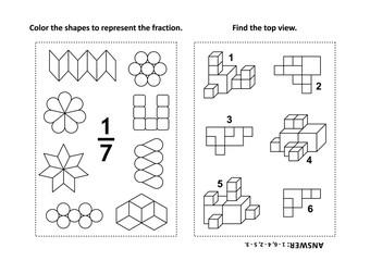 Cerca immagini: frazioni