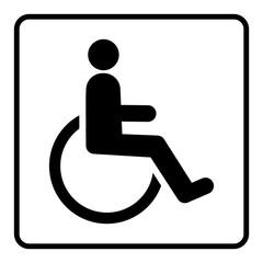 Logo Toilette Handicap. Stunning Wc Toilet Icons Human