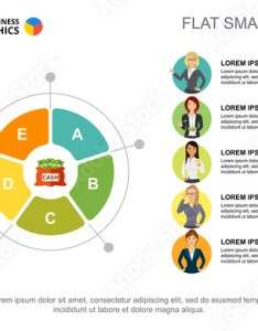 Pie chart slide template business data graph design creative concept also rh fotolia