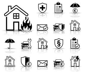 Bilder und Videos suchen: versicherungsprämie
