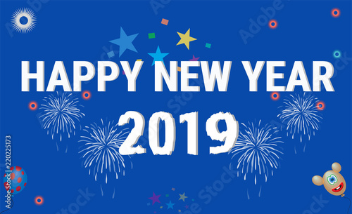 new year banner 2019
