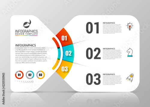 infographic design template creative