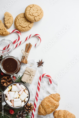 Marshmallow Christmas Decorations