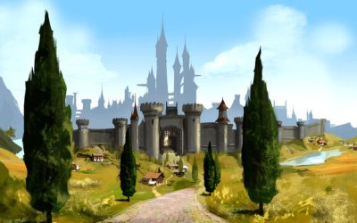 Medieval Fantasy City stock photos and royalty free images vectors and illustrations Adobe Stock
