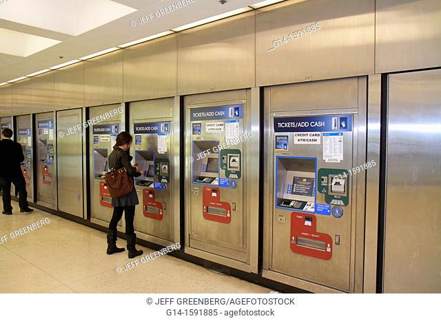 Ticket Dispenser Stock Photos And Images Age Fotostock