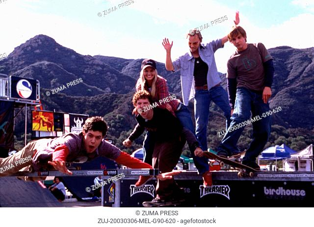 Grind 2003 Cast