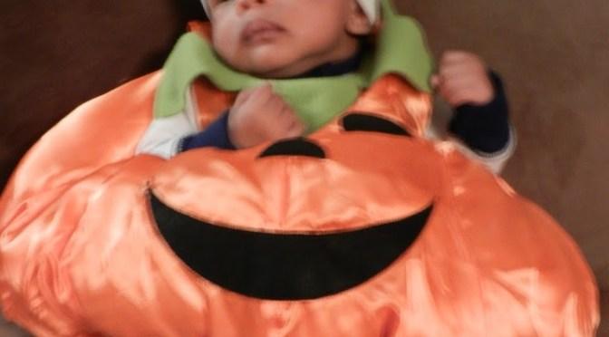 It's the Great Pumpkin, Temmy Temp