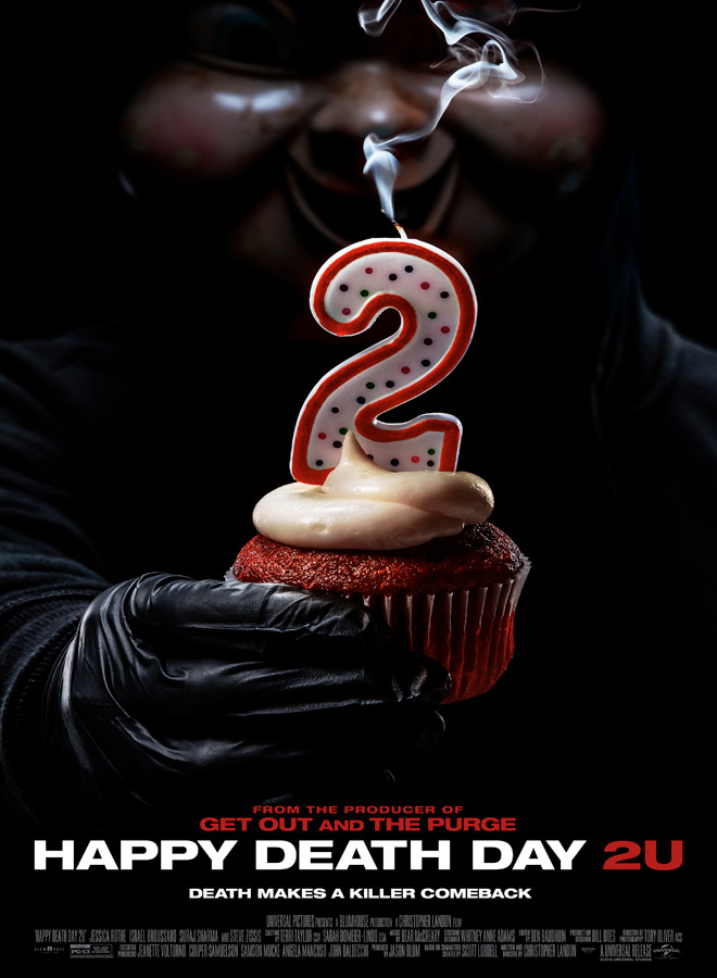 Happy Death Day 2U (Movie Review) - Cryptic Rock