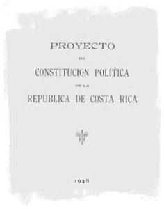 Proyecto de Constitución: Decreto-Ley