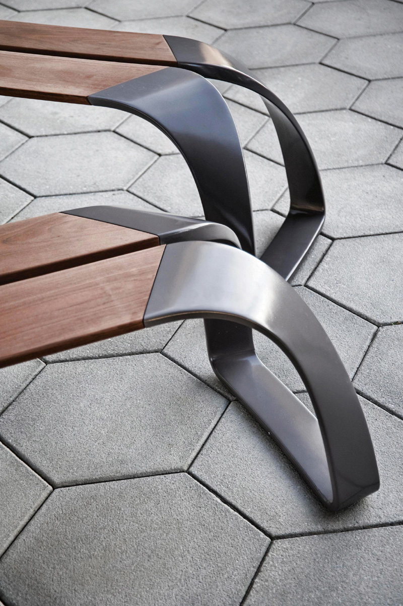 BMW Designs Furniture Collection For Public Urban