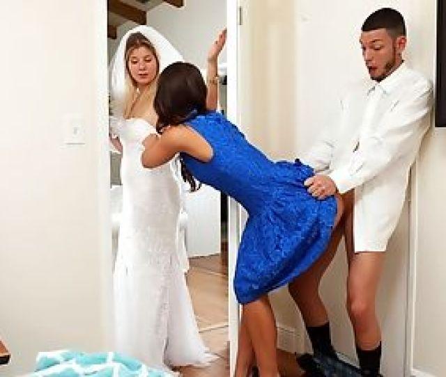 I Know That Damsel Ae Groom Bangs The Bridesmaid