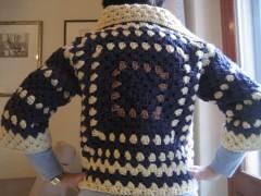 giacchino, Aquilana, crochet, Barbara Fiorentini