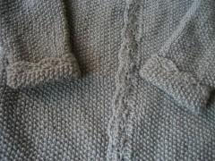 cappottino bimba, uncinetto, crochet, maglia, tricot