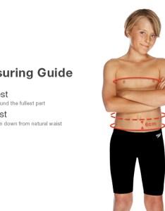 Boys size guide also kids chart swimwear speedo australia rh