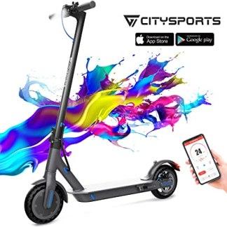 CITYSPORTS Scooter électrique HB-6