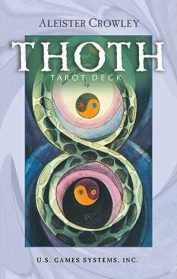 Aleister Crowley Thoth Tarot 克勞力托特塔羅牌