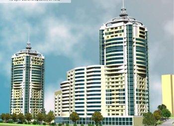Жилые здания, комплексы, коттеджные городки