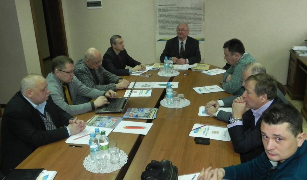 Засідання Комітету з питань розвитку проектів низькобюджетного житла