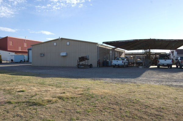 Facilities Tucson Area Agricultural Centers