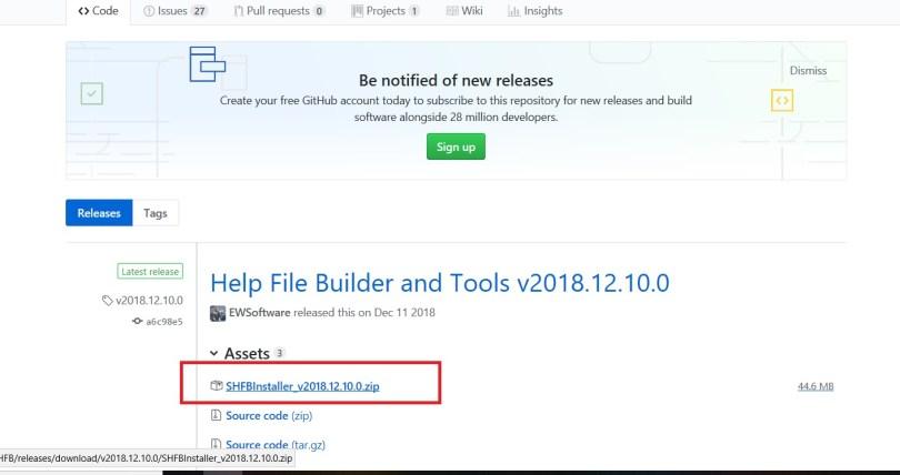 Documentation using Sandcastle Help File Builder   TAAGUNG