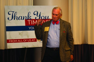 Time Irvine, Retired TDHCA Executive Director