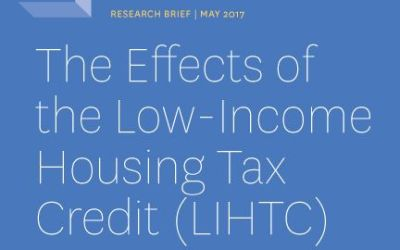 The Effects of the Low-Income Housing Tax Credit (LIHTC)