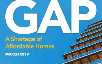 The Gap Report March 2019: A Shortage of Affordable Homes