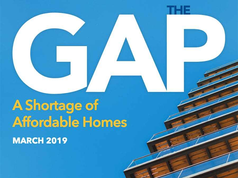 The Gap Report March 2019