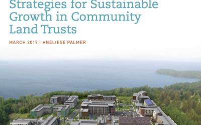 Strategies for Sustainable Growth in Community Land Trusts