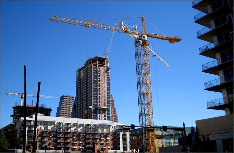 apartment construction austin
