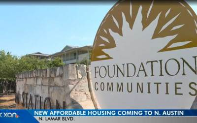 Austin: Foundation Communities Awarded $17 Million in Housing Tax Credits