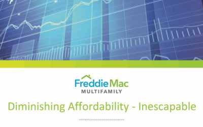 Freddie Mac: Diminishing Housing Affordability is Inescapable