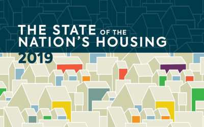 Study: The State of the Nation's Housing 2019